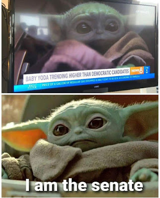 Baby Yoda Memes by @baby.yodamemes on Instagram