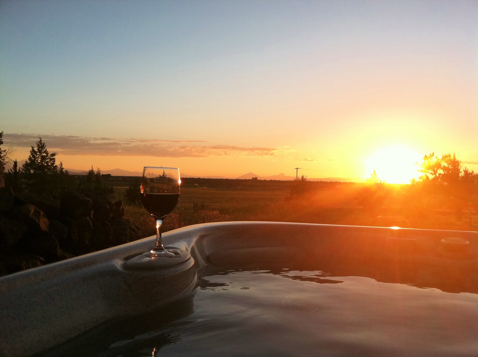 Beautiful Hot Tub Installations - Hot Tubs 101