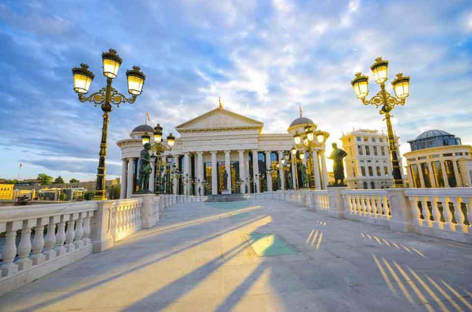 Macedonia: Building permits decrease 45 Percent in March