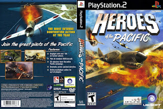 Heroes Of The Pacific PS2