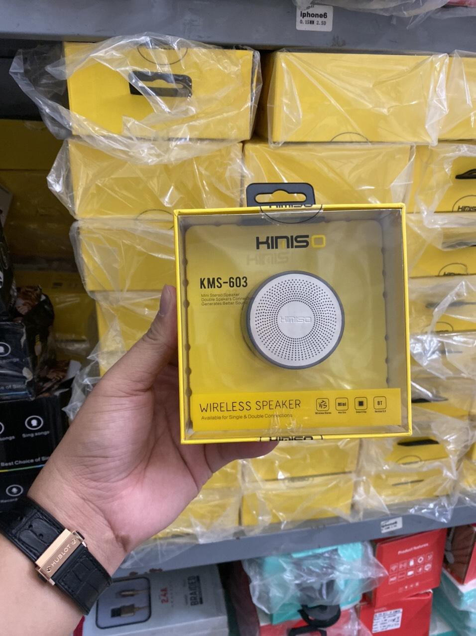 Loa bluetooth Kimiso KMS-603 chính hãng