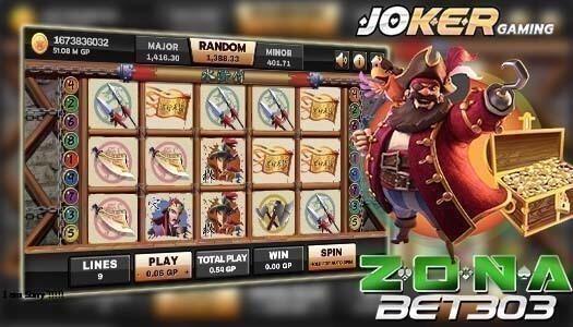 Daftar Joker Gaming Agen Resmi Slot Online Terpercaya