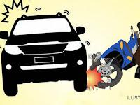 Diserempet Mobil L300, Pengendara Motor Asal Sapanang, Bungoro, Meninggal Dunia
