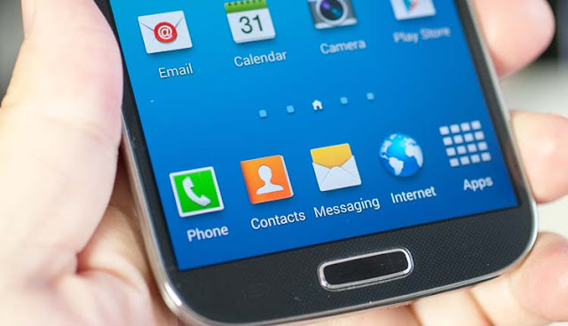 Fungsi Tombol Power Di Android Yang Jarang Diketahui
