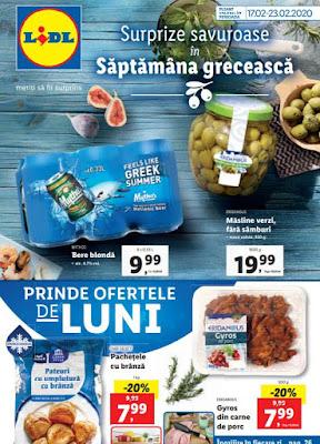 catalog lidl saptamana greceasca 17 februarie 2020
