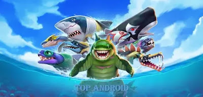 Hungry Shark Evolution Mod Apk Unlimited Money Download