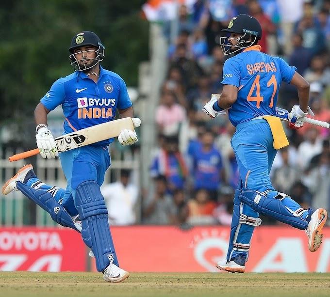 IND vs WI, 2nd ODI: Pant and Iyer broke Sachin Tendulkar's 20-year-old record in Vizag