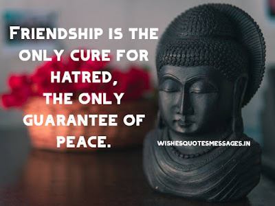 Buddha Quotes on Friendship