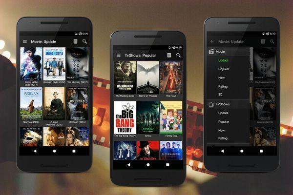 Top app xem phim trên iOS cực hay bạn nên trải nghiệm