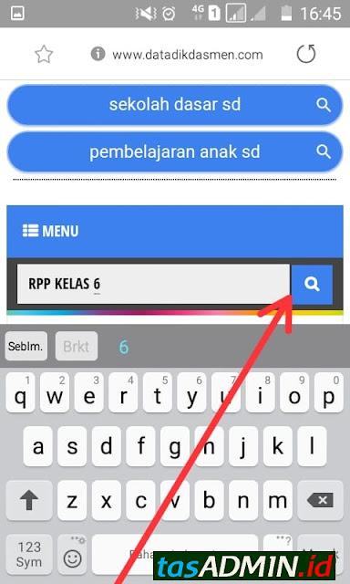 cari RPP gratis datadikdasmen