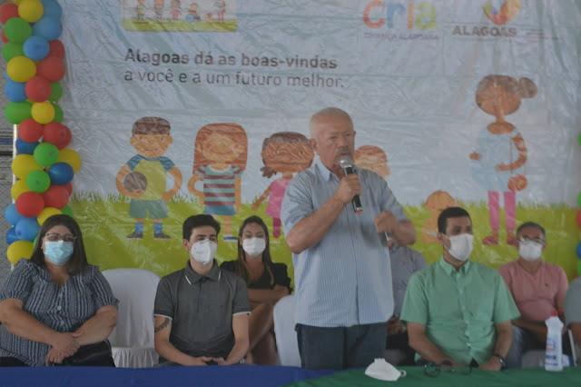 político bom tem que fazer justiça diz o eterno prefeito de Cacimbinhas Roberto Wanderley.