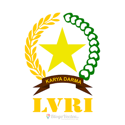 Legiun Veteran Republik Indonesia (LVRI) Logo Vector