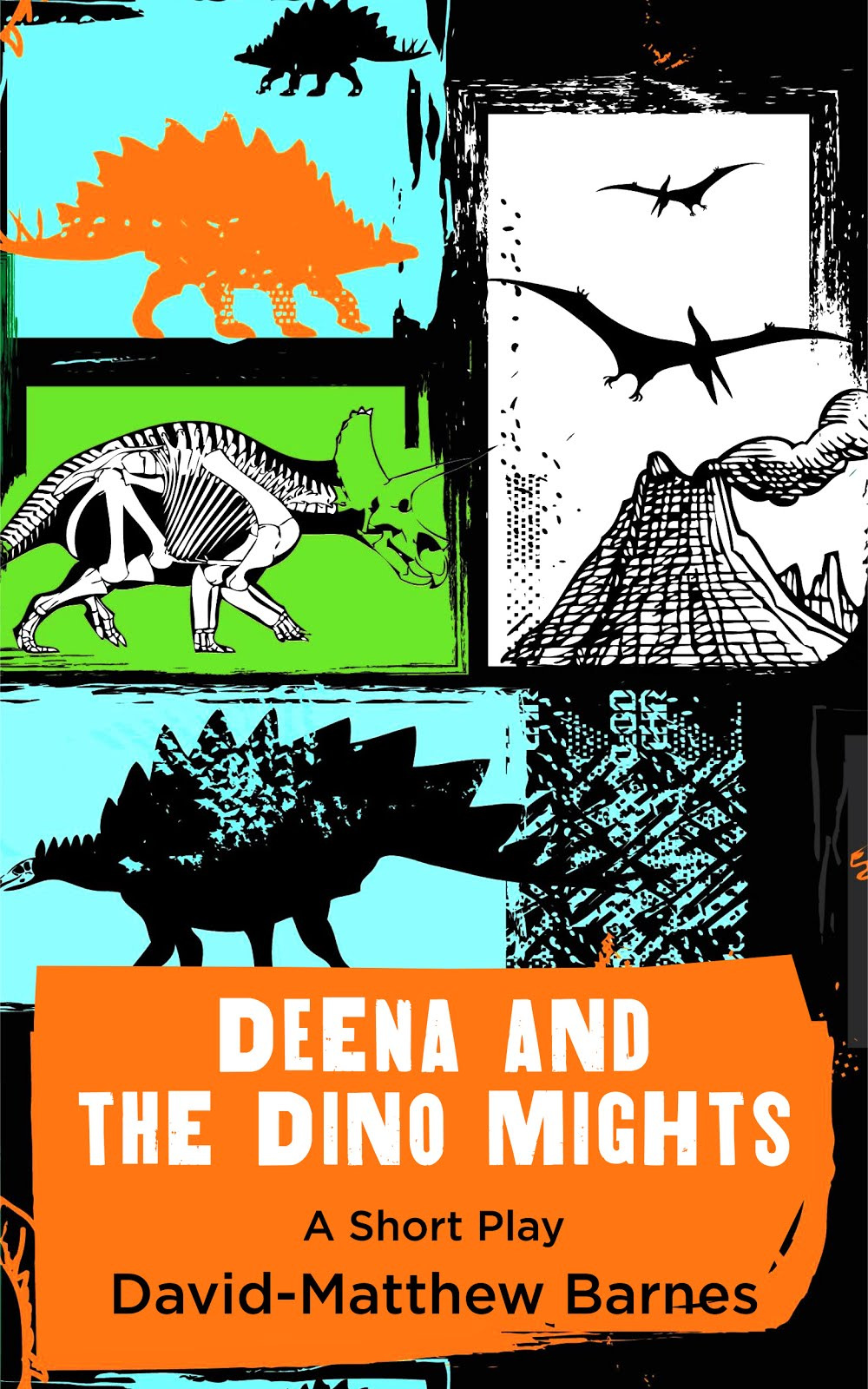 Deena and the Dino Mights