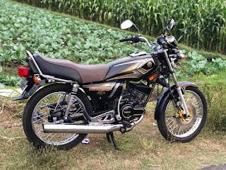 JUAL RX King Special Edition Anniversary th 2003