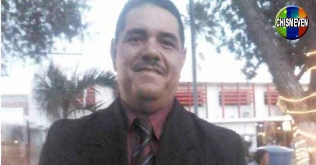 Asesinaron al concejal de Santa Rita frente a su mujer y a sus niños