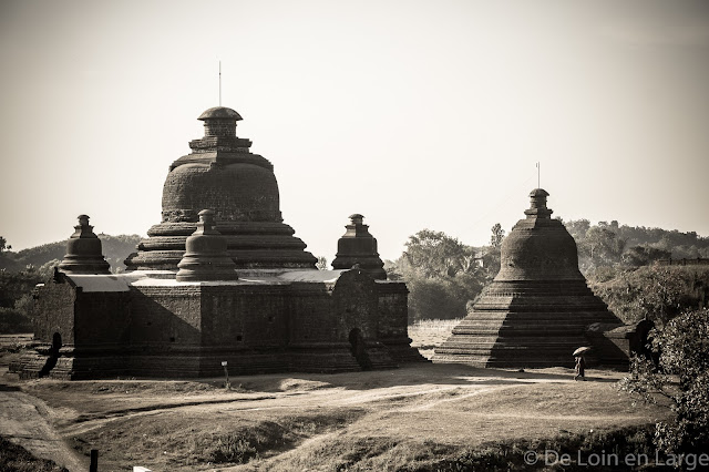 Lemyethna Pagoda - Mrauk-U - Myanmar Birmanie