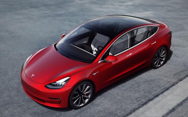تسلا هو بطل العالم الجديد في مبيعات السيارات الكهربائية