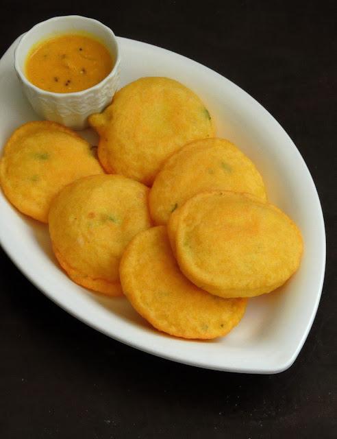 Jharkhand Fried Bread, Dhuska