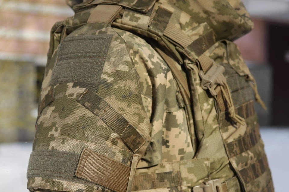 Міноборони розробило бронежилет за стандартами НАТО