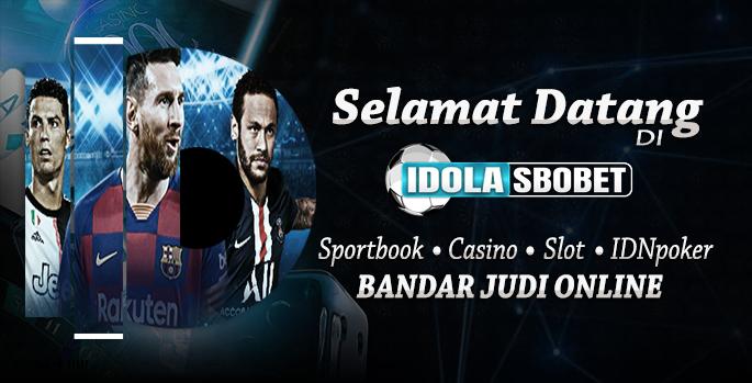 Idolasbobet Situs Judi Sbobet, Agen Live Casino & IDN Poker Online Terpercaya Selamat%2Bdatang