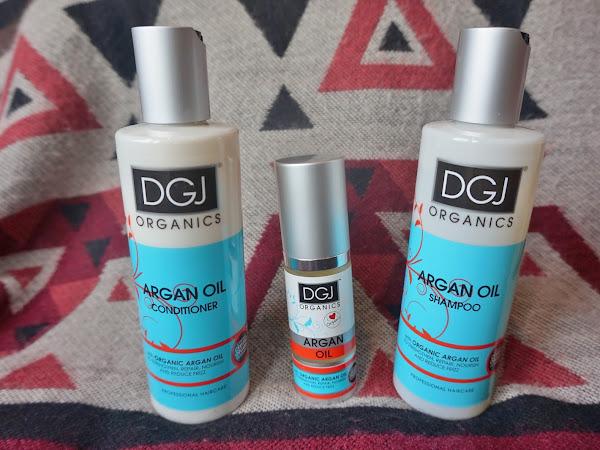 DGJ Organics Review