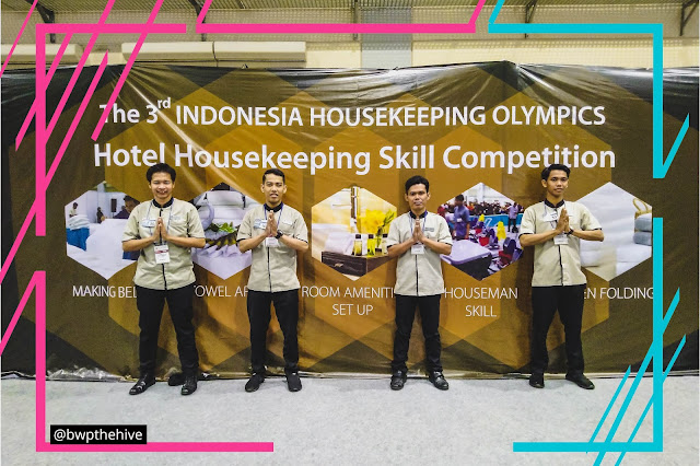 INDONESIAN HOUSEKEEPING OLYMPICS (IHO) 2019