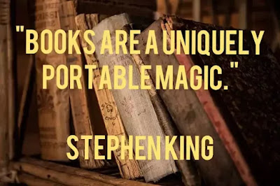 Image of Inspirational quotes about books