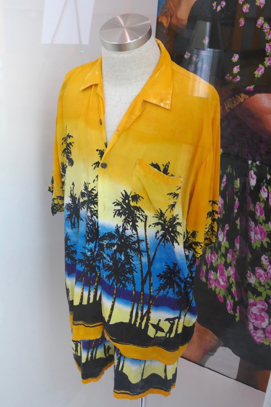 Matthew McConaughey Beach Bum palm trees costume