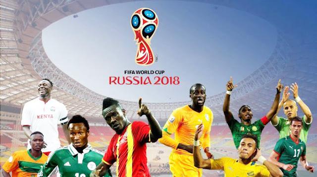 Jadwal Piala Dunia 2018 Lengkap