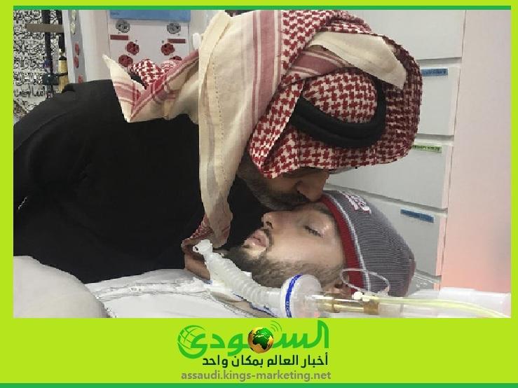 بعد دخوله في غيبوبة #الأمير_لنائم يتصدر محركات البحث في السعودية بعد تحريك يده بفيديو