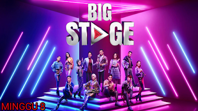 Live Streaming Big Stage 2019 Akhir