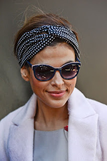 DIY: Повязка на голову, как у настоящих модниц