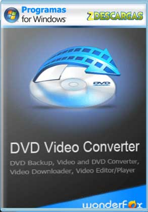 WonderFox DVD Video Converter (2021) Full (Español) [Mega]