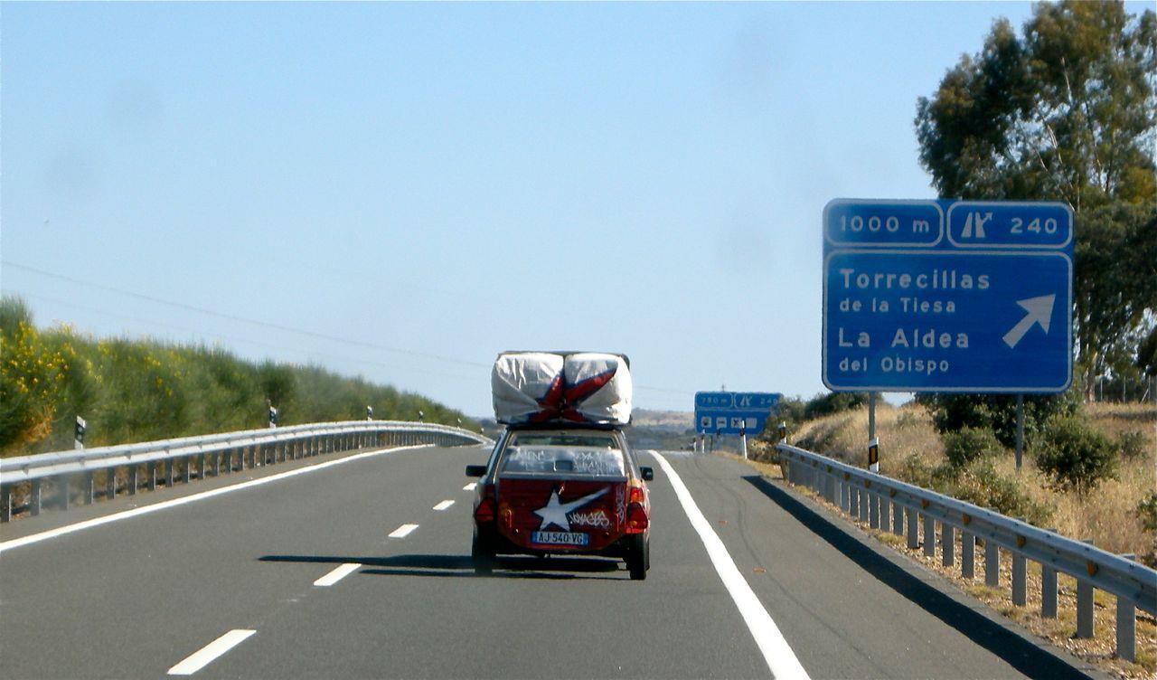 voyage maroc espagne en voiture