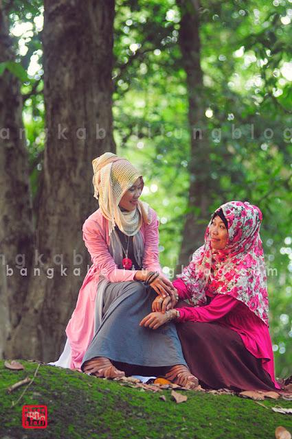 duo hijaber bangka belitung