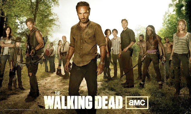 New York Comic Con The Walking Dead first look season 5