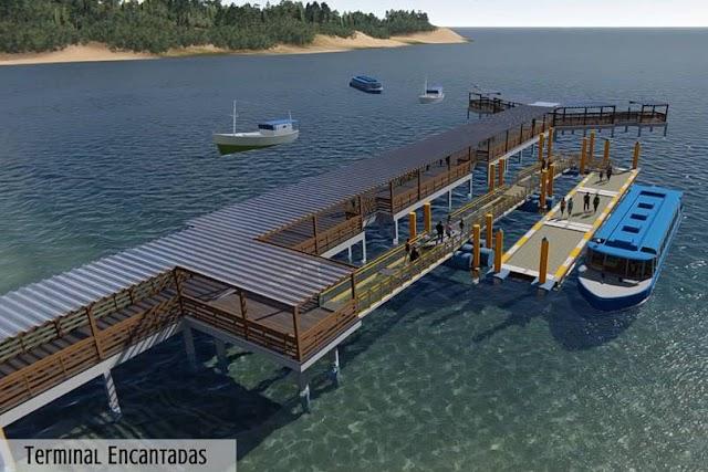 Moradores e turistas da Ilha do Mel ganham novas estruturas