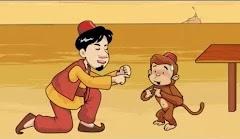 Kisah Abu Nawas Mengecoh Monyet
