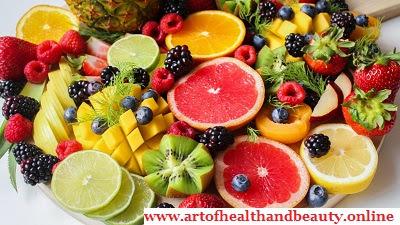 citrus fruits and vegetables list