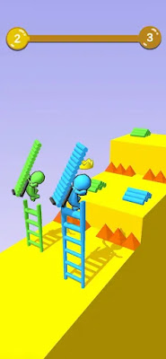 Screenshot Ladder Race - Apcoid