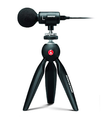 Shure MV88 Microphone Video Kit