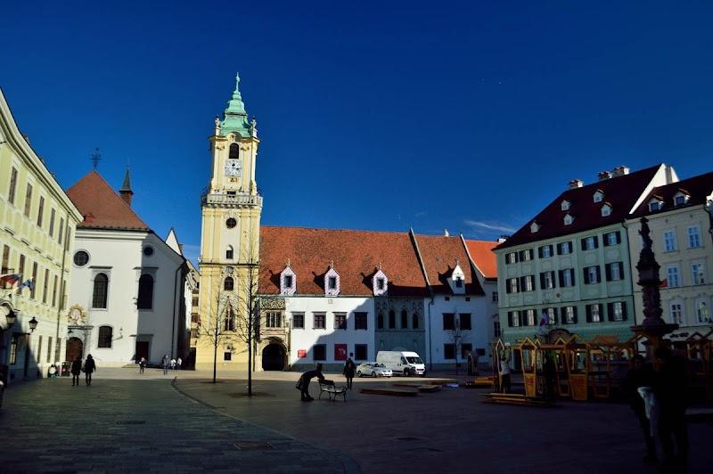 Обратно в Братислава след 4 години