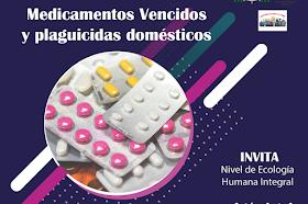 Capacitación Medicamentos Vencidos y plaguicidas domésticos