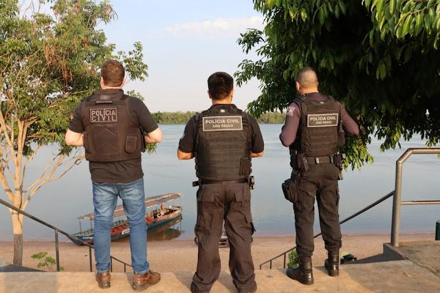 Polícia Civil prende homem de 31 anos apontado como líder de grupo criminoso na região