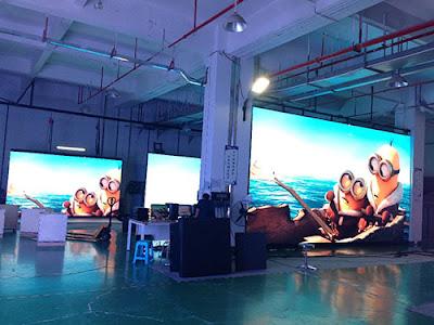 Cung cấp màn hình led p3 indoor chính hãng tại quận Tân Phú