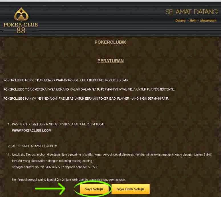 Parkopi Cara Daftar Poker Online Pokerclub88