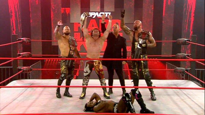 Kenny Omega faz grande estreia na IMPACT Wrestling durante o Hard to Kill