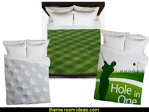 golf bedding golf duvet golf bedding  Sports Bedroom decorating ideas -  Wrestling theme bedroom decorating - boxing theme bedrooms - martial arts - skateboarding theme bedrooms  - football - baseball - basketball theme bedrooms - basketball bedding - golf theme bedrooms - hockey bedding - theme beds sports