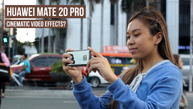 Watch: Can Huawei Mate 20 Pro up your mobile filmmaking game?