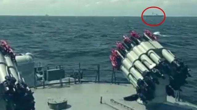 Radar TNI Rekam Kemunculan 200 Kapal Perang Asing di Selat Malaka